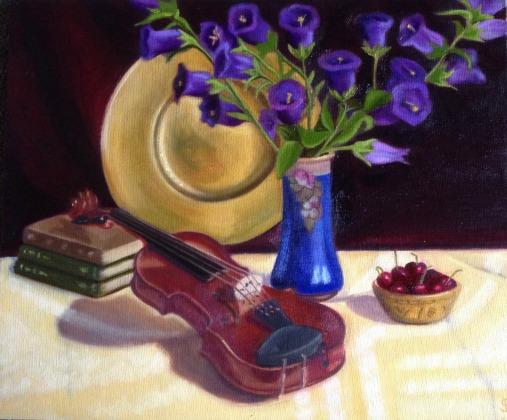 Violin & Camannula