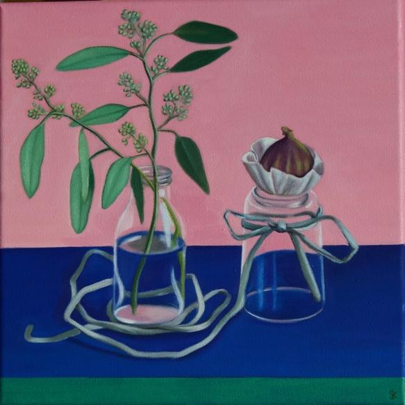 Entwined, Eucalyptus & Fig
